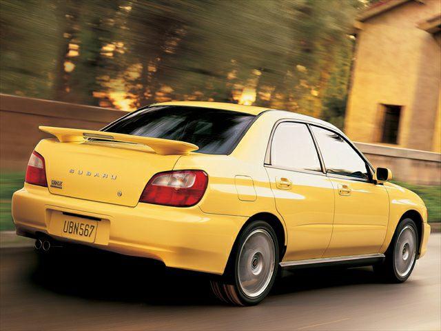 2002 Subaru Impreza WRX Sedan for sale in Wausau for $6,995 with 175,787 miles