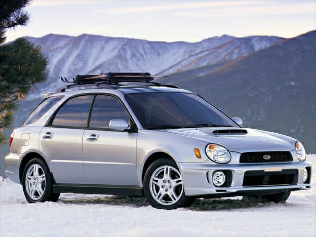 2002 Subaru Impreza Reviews Specs And Prices Cars Com