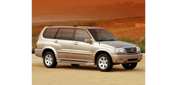 2002 Suzuki XL-7