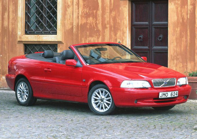 2002 Volvo C70 LT Convertible for sale in Knoxville for $4,990 with 92,865 miles