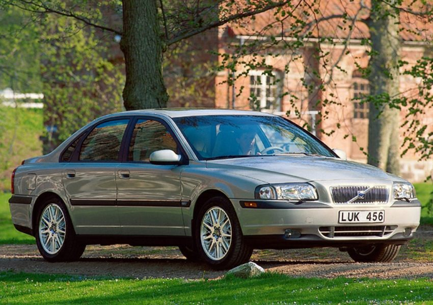 2002 volvo s80 reviews specs and prices. Black Bedroom Furniture Sets. Home Design Ideas