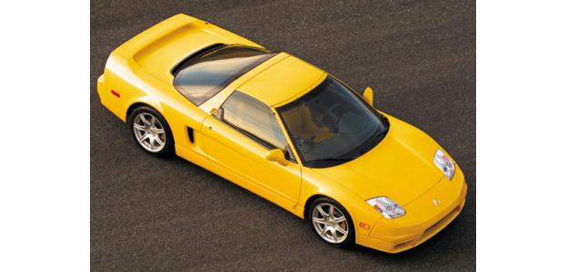 2003 Acura NSX-T
