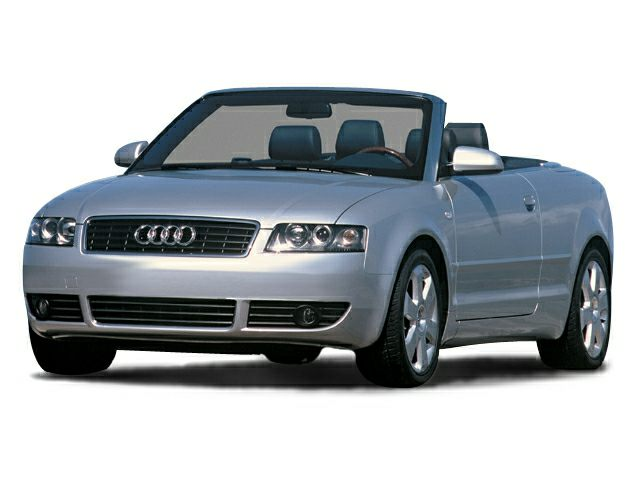 2003 Audi A4 3.0 Cabriolet Convertible for sale in Providence for $12,995 with 53,567 miles