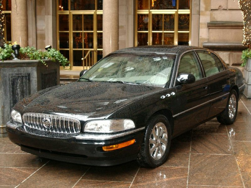 2003 buick park avenue reviews specs and prices. Black Bedroom Furniture Sets. Home Design Ideas