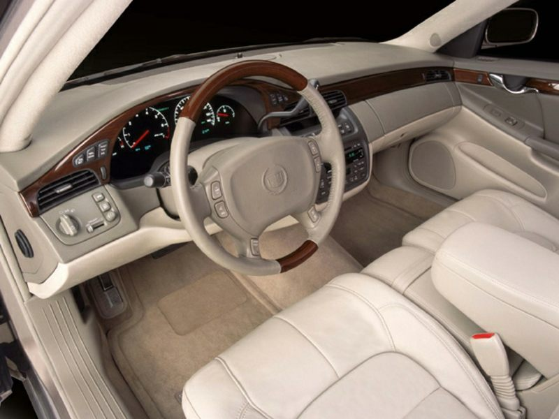 2003 Cadillac Deville Reviews Specs And Prices Cars Com
