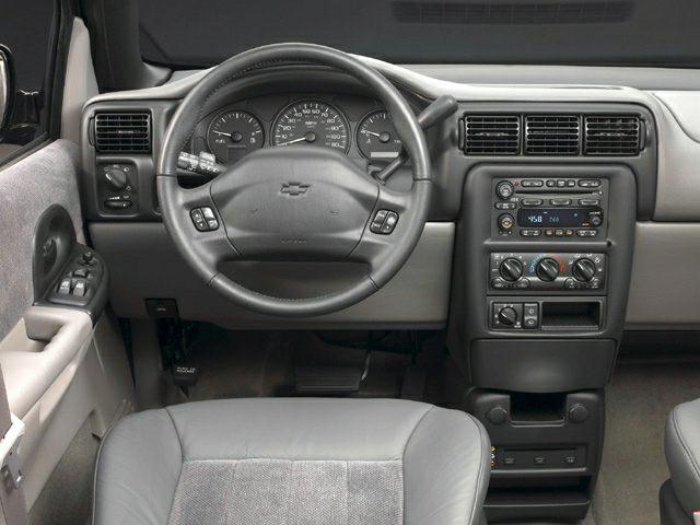 2003 Chevrolet Venture Reviews Specs And Prices Cars Com