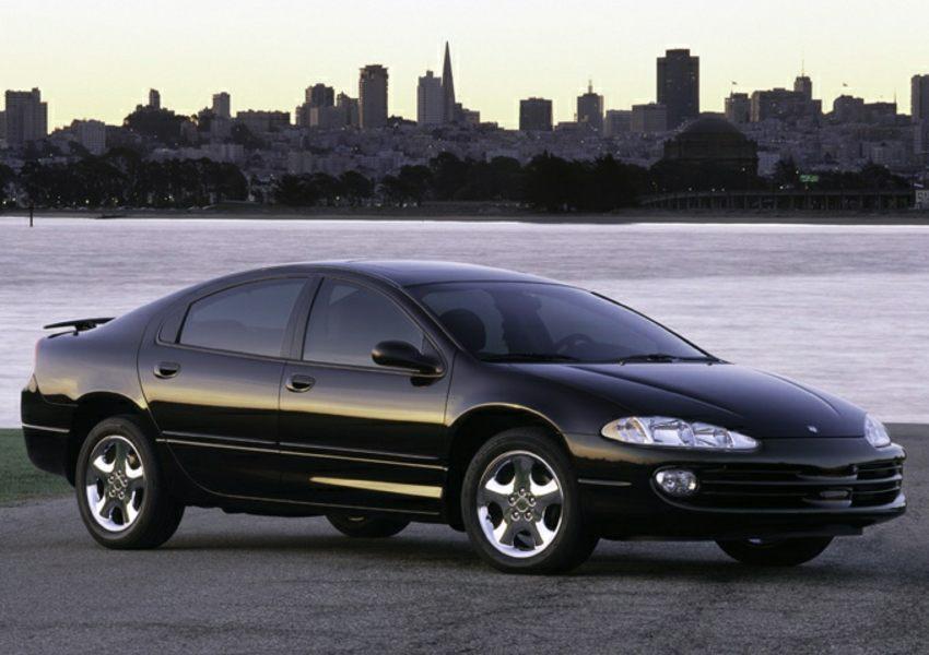 Dodge Intrepid Sedan Models Price Specs Reviews Cars Com
