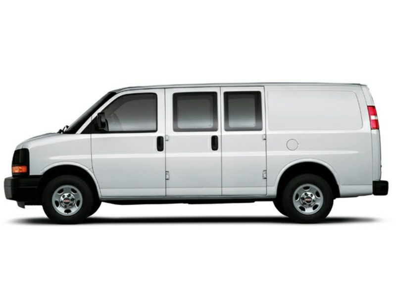2003 gmc savana 1500 reviews specs and prices. Black Bedroom Furniture Sets. Home Design Ideas