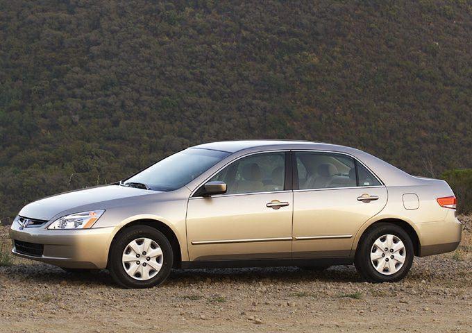 2003 Honda Accord Reviews Specs And Prices Cars Com