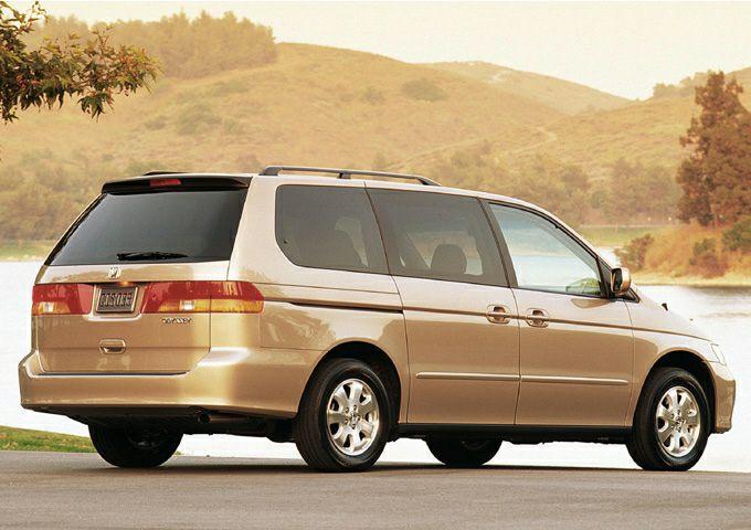 2003 Honda Odyssey Reviews Specs And Prices Cars Com