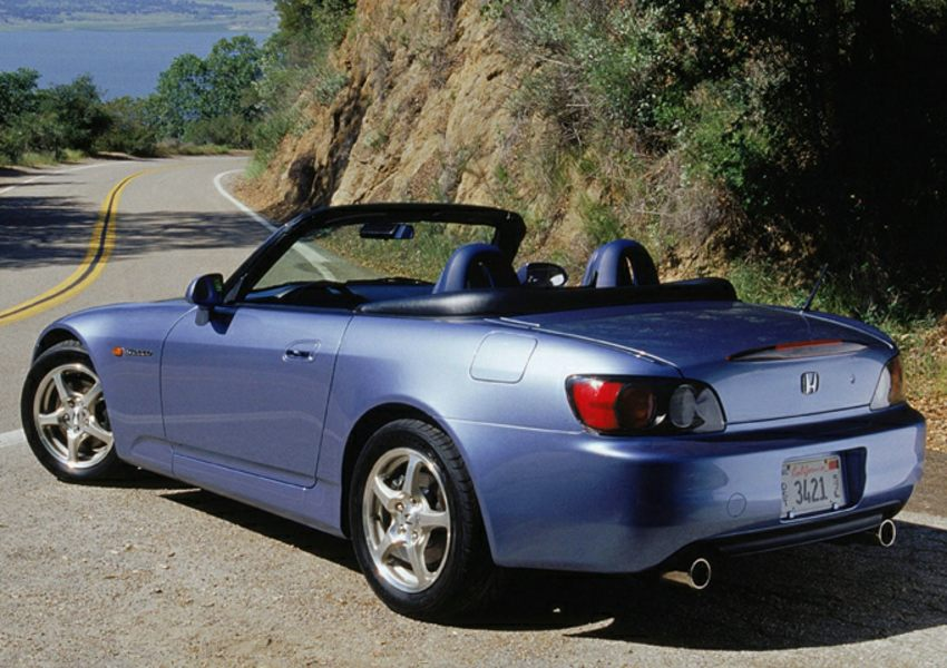2003 Honda S2000 Reviews Specs And Prices