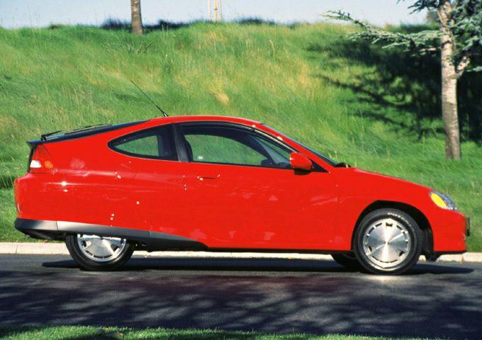 2003 Honda Insight Reviews Specs And Prices Cars Com