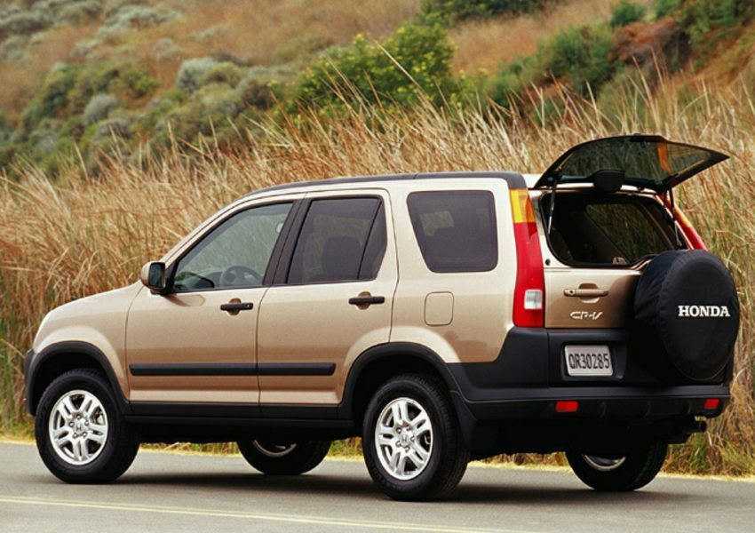 2003 honda cr v reviews specs and prices. Black Bedroom Furniture Sets. Home Design Ideas