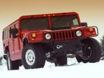 2003 HUMMER H1