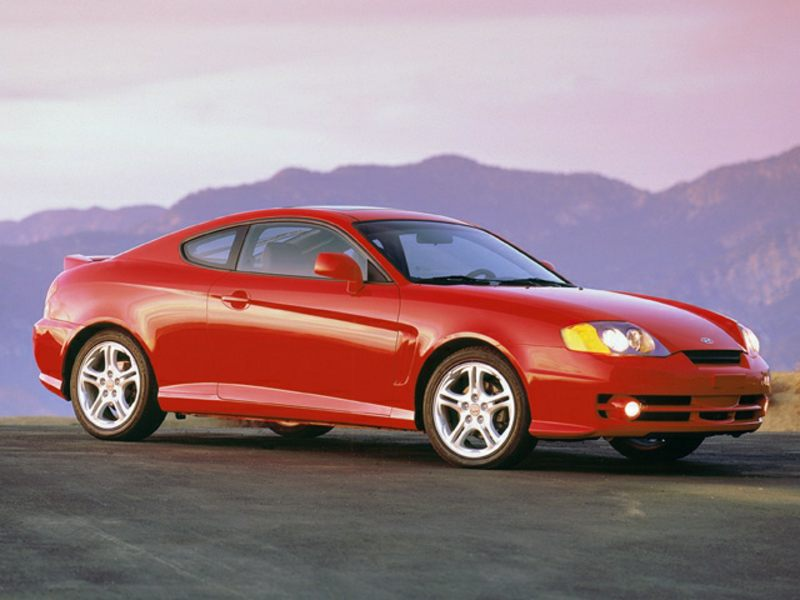 2003 hyundai tiburon reviews specs and prices. Black Bedroom Furniture Sets. Home Design Ideas