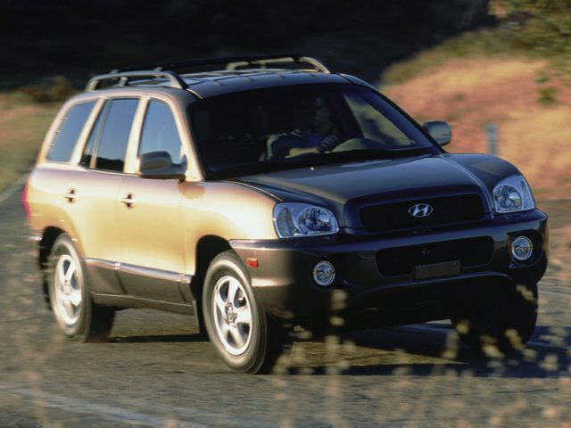2003 Hyundai Santa Fe Reviews Specs And Prices Cars Com