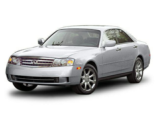 2003 Infiniti M45 Reviews Specs And Prices Cars Com