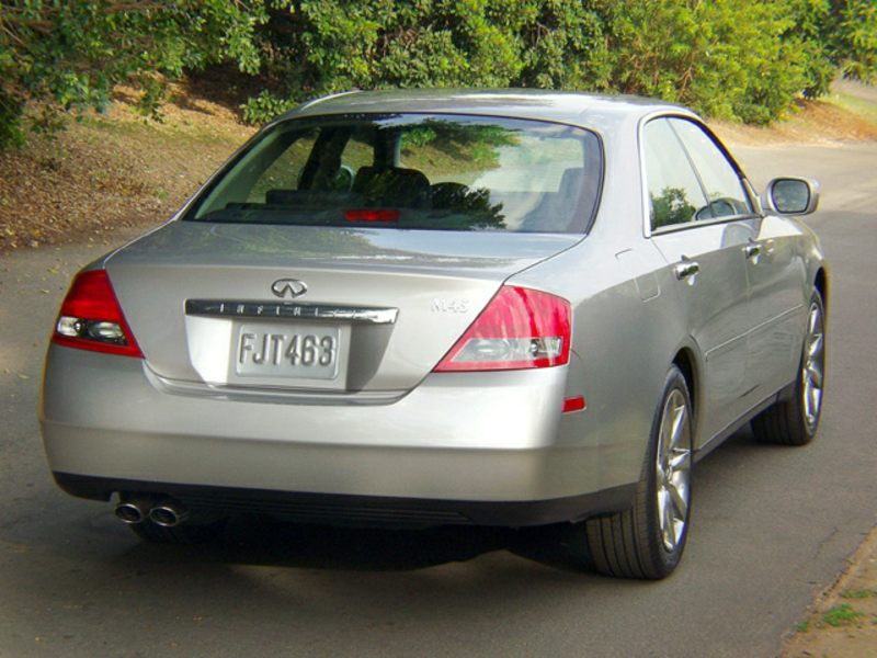 2006 Infiniti M45 >> 2003 INFINITI M45 Reviews, Specs and Prices | Cars.com