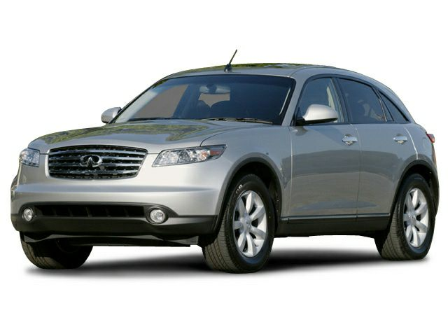 2003 Infiniti FX35 SUV for sale in Jackson for $10,995 with 121,539 miles.
