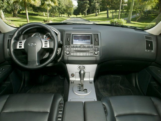 2003 INFINITI FX35 Reviews, Specs and Prices | Cars.com