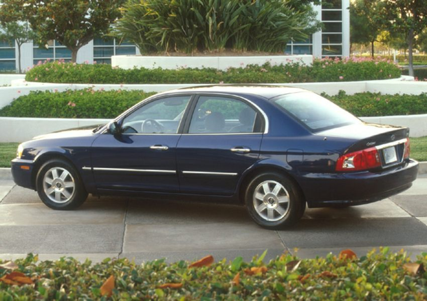 2003 kia optima reviews specs and prices. Black Bedroom Furniture Sets. Home Design Ideas