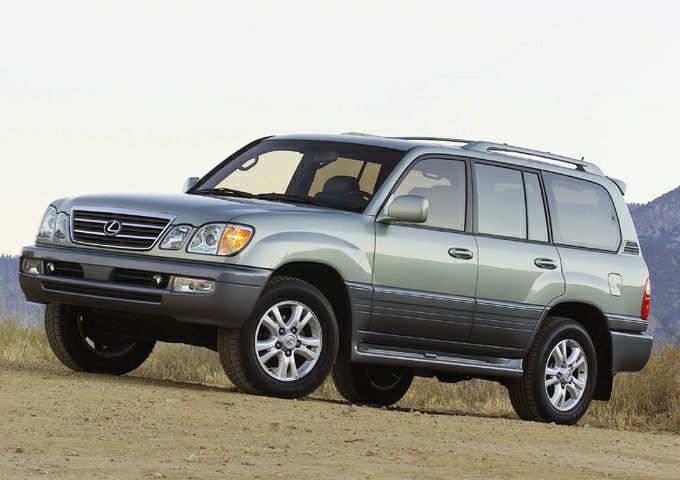 2003 Lexus LX 470 SUV for sale in Little Rock for $21,900 with 113,000 miles