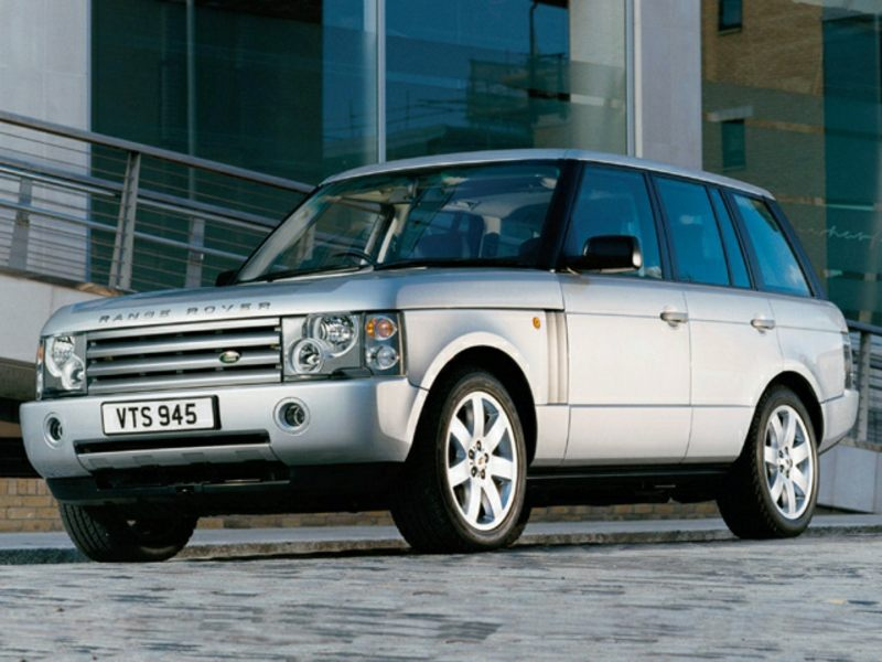 2003 Land Rover Range Rover Reviews Specs And Prices