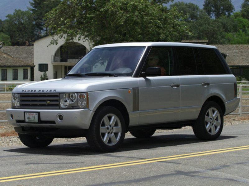 2003 Land Rover Range
