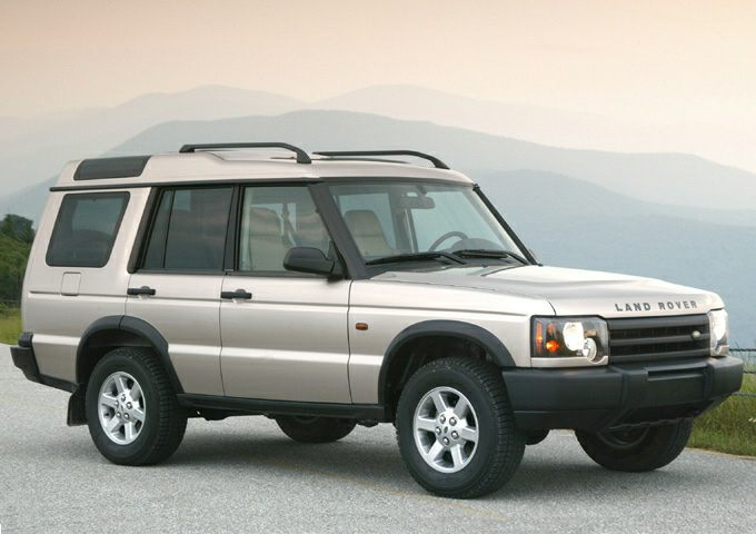 2003 Land Rover Discovery Reviews Specs And Prices Cars Com