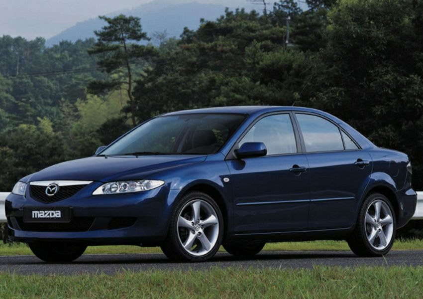 2003 mazda mazda6 reviews specs and prices. Black Bedroom Furniture Sets. Home Design Ideas
