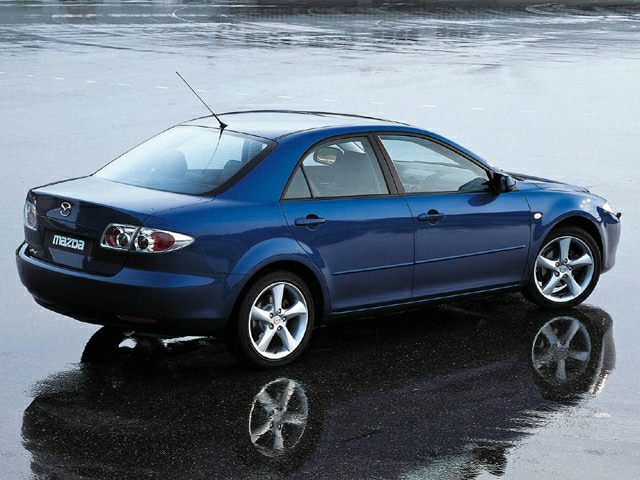 2003 Mazda Mazda6 Reviews Specs And Prices Cars Com