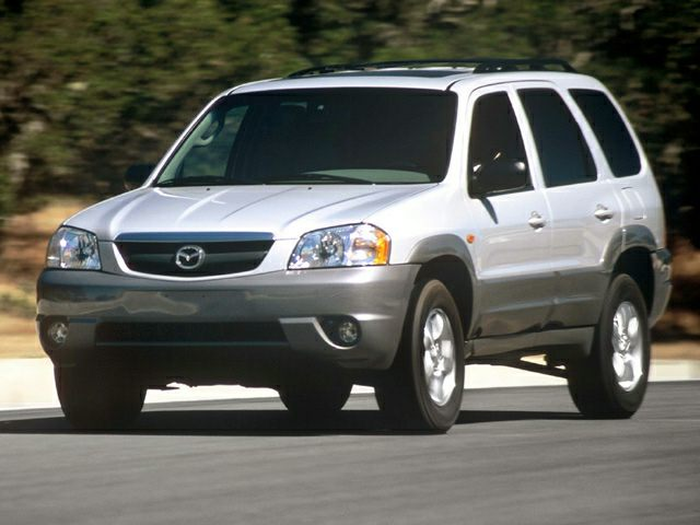2003 mazda tribute reviews specs and prices cars