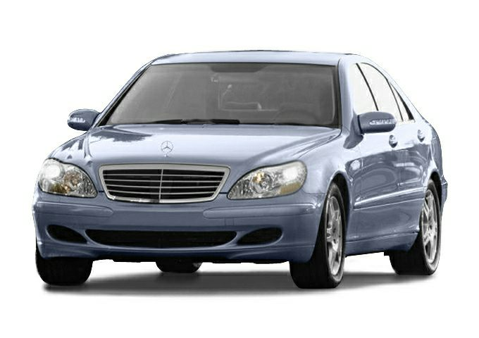 2003 Mercedes-Benz S-Class S55 AMG Sedan for sale in Raleigh for $16,950 with 88,878 miles