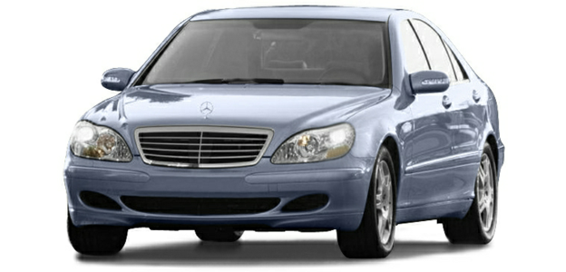 2003 Mercedes-Benz Maybach S600