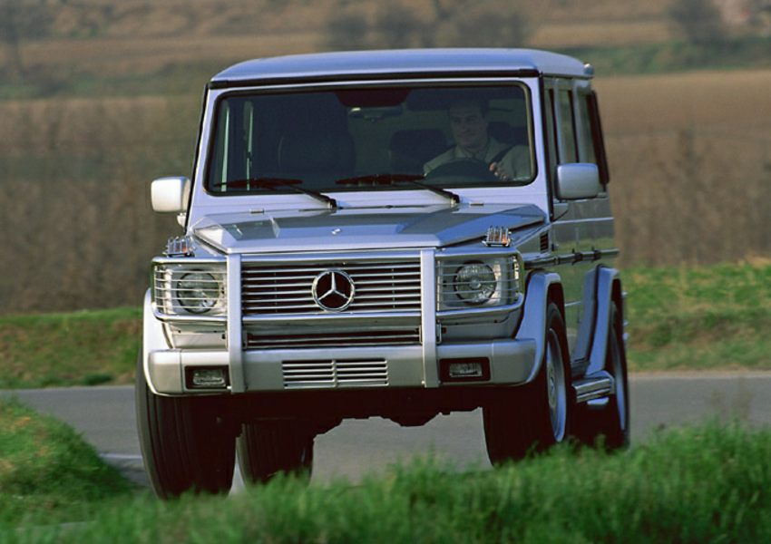 2003 mercedes benz g class reviews specs and prices for Mercedes benz g class specs