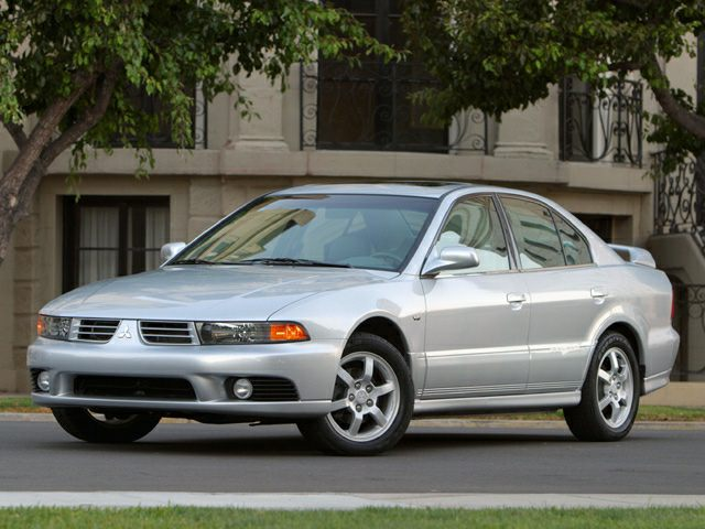 2003 Mitsubishi Galant ES Sedan for sale in Houston for $2,900 with 0 miles