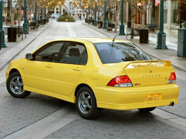 2003 Mitsubishi Lancer OZ Rally Sedan for sale in Selah for $4,999 with 113,506 miles