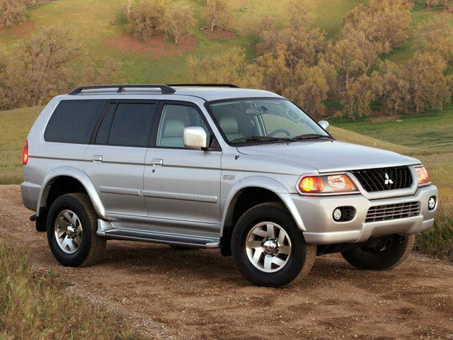 2003 Mitsubishi Montero Sport LS SUV for sale in Baltimore for $6,650 with 67,364 miles.