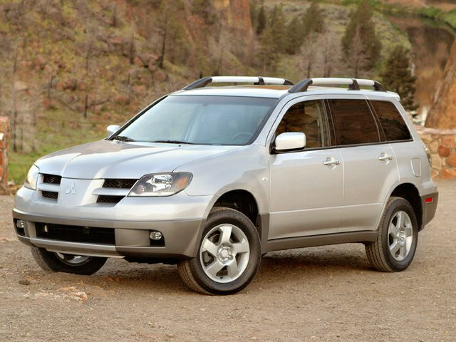 2003 Mitsubishi Outlander LS SUV for sale in Deland for $5,988 with 106,382 miles.