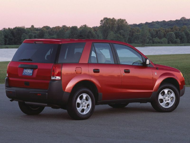 2003 saturn vue reviews specs and prices. Black Bedroom Furniture Sets. Home Design Ideas