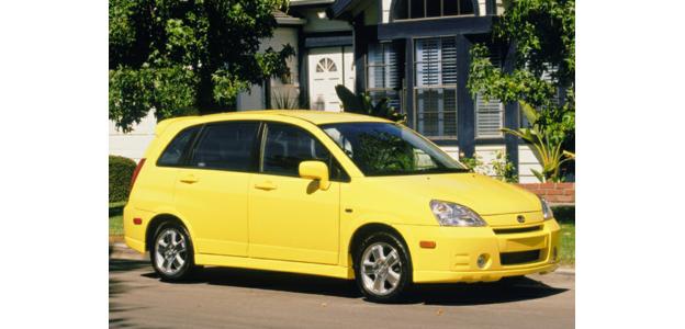 2004 Suzuki Aerio SX
