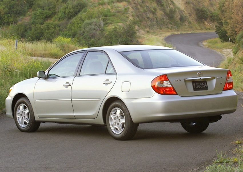 2003 toyota camry reviews specs and prices. Black Bedroom Furniture Sets. Home Design Ideas