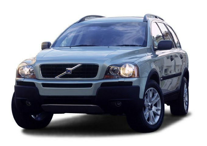 2003 Volvo XC90 T6 SUV for sale in Augusta for $0 with 211,191 miles