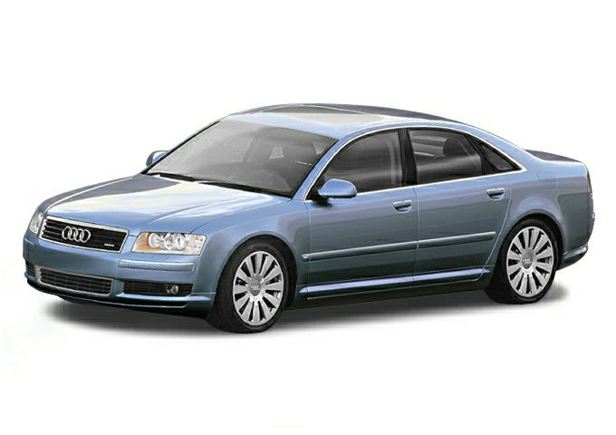 2004 Audi A8 Reviews Specs And Prices Cars Com
