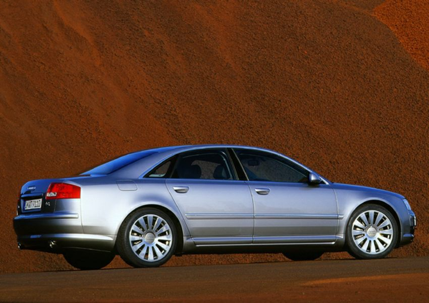 2004 audi a8 reviews specs and prices. Black Bedroom Furniture Sets. Home Design Ideas