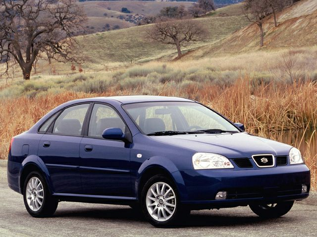 2004 Suzuki Forenza S Sedan for sale in Anchorage for $2,995 with 92,659 miles.