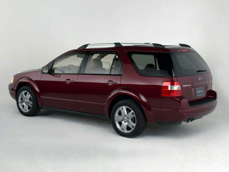 2006 ford freestyle reviews specs and prices. Black Bedroom Furniture Sets. Home Design Ideas