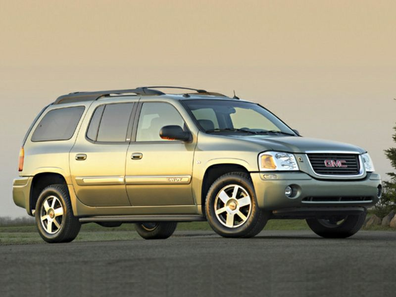 2005 gmc envoy xl reviews specs and prices. Black Bedroom Furniture Sets. Home Design Ideas
