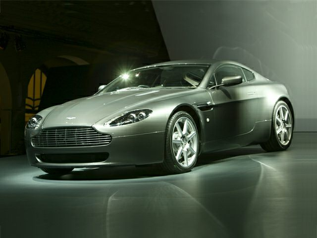 2006 Aston Martin V8 Vantage Coupe for sale in Los Angeles for $53,989 with 39,790 miles.