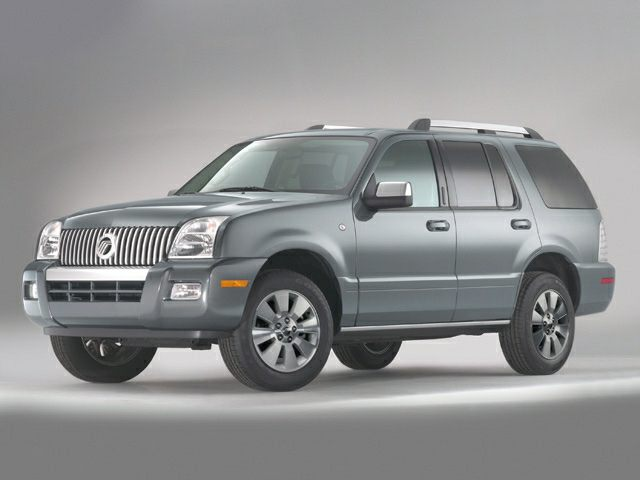 2007 Mercury Mountaineer Premier SUV for sale in Erie for $11,885 with 83,187 miles.